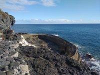 Бассейн с морской водой в Гольф-дель-Сур на Тенерифе
