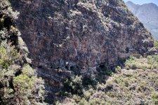Окна в скале - 1000 Окон Гуимара на Тенерифе