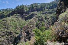 Гора - 1000 Окон Гуимара на Тенерифе