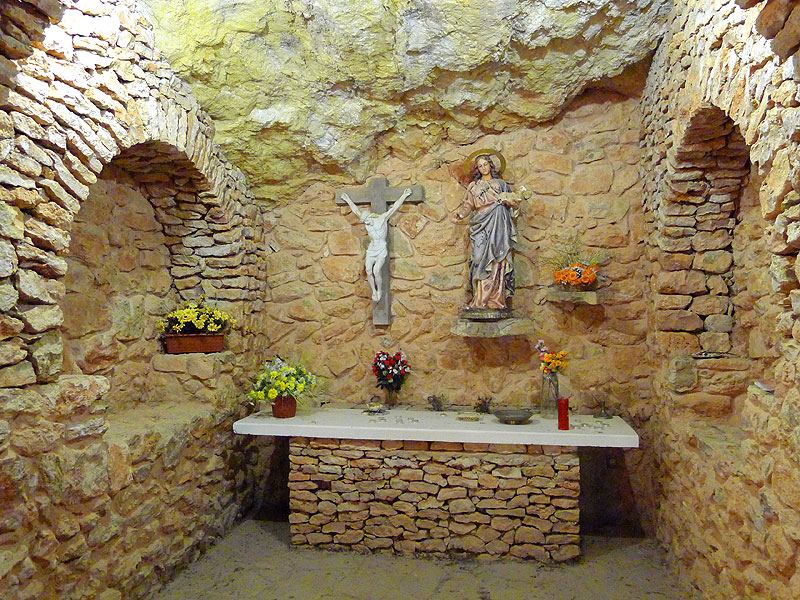 святилище Санта Аньес на Ибице
