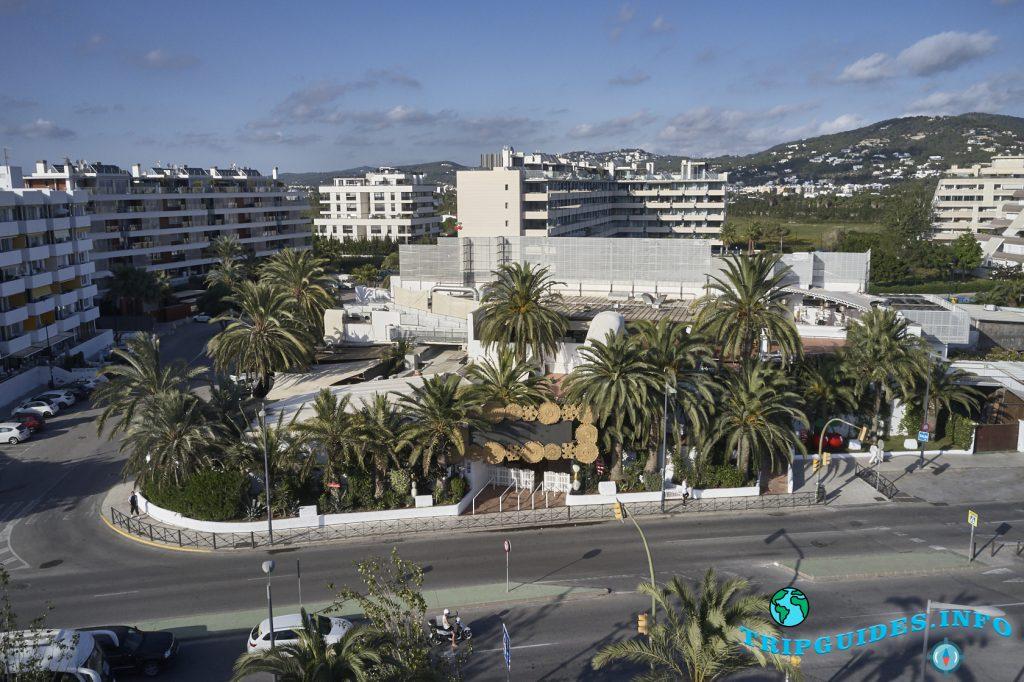 pacha ibiza 1024x682 - Pacha Ibiza - клуб на Ибице