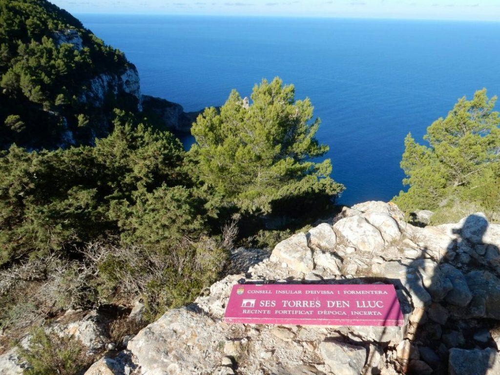 Башни Льюк - Ses Torres d'en Lluc Ибица