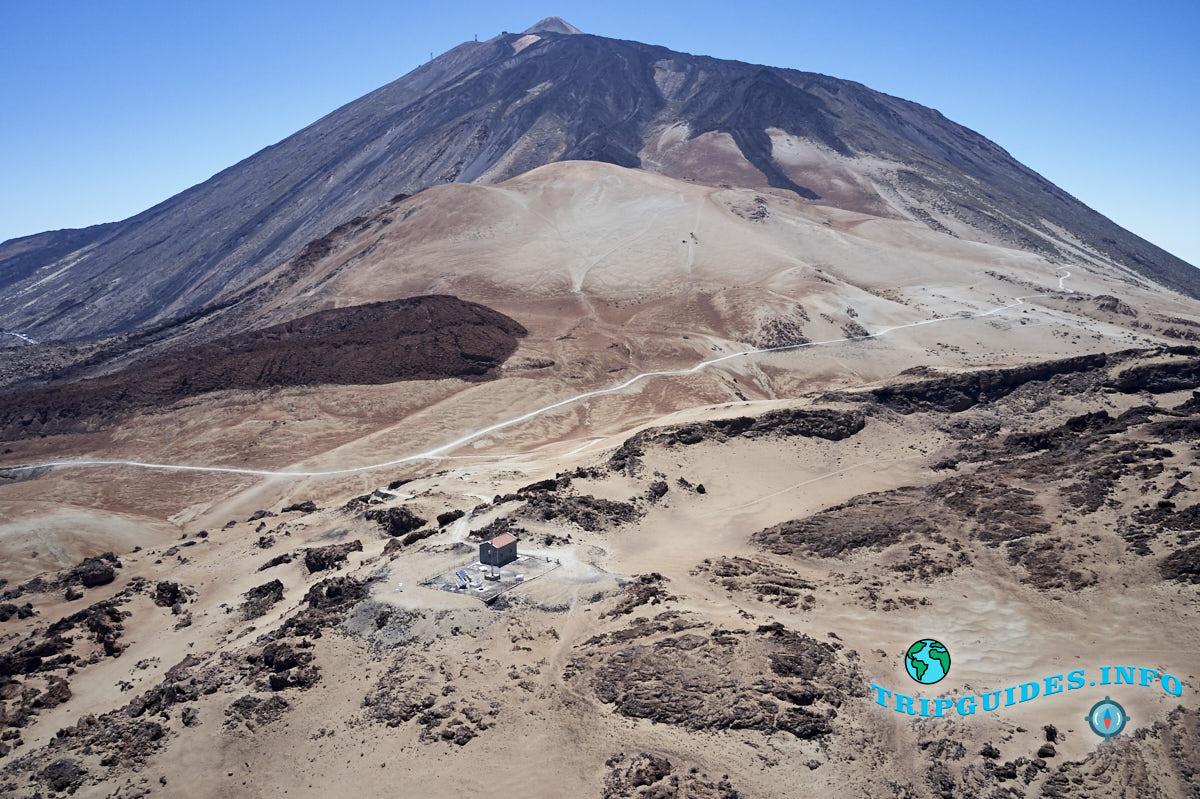 вулкан Тейде Тенерифе - Топ - лучшие достопримечательности на Тенерифе