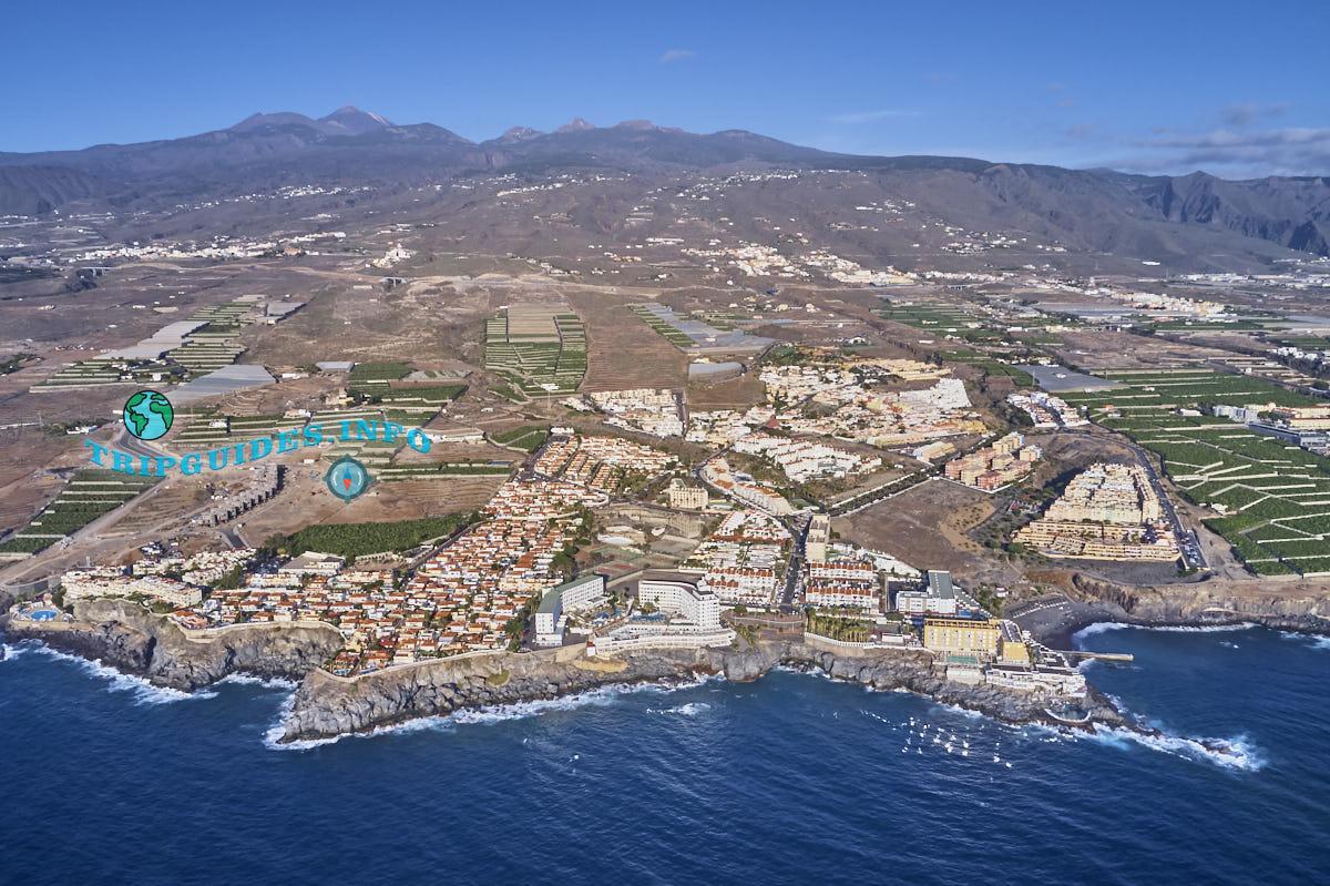 Кальяо Сальвахе - Тенерифе, Канарские острова, Испания