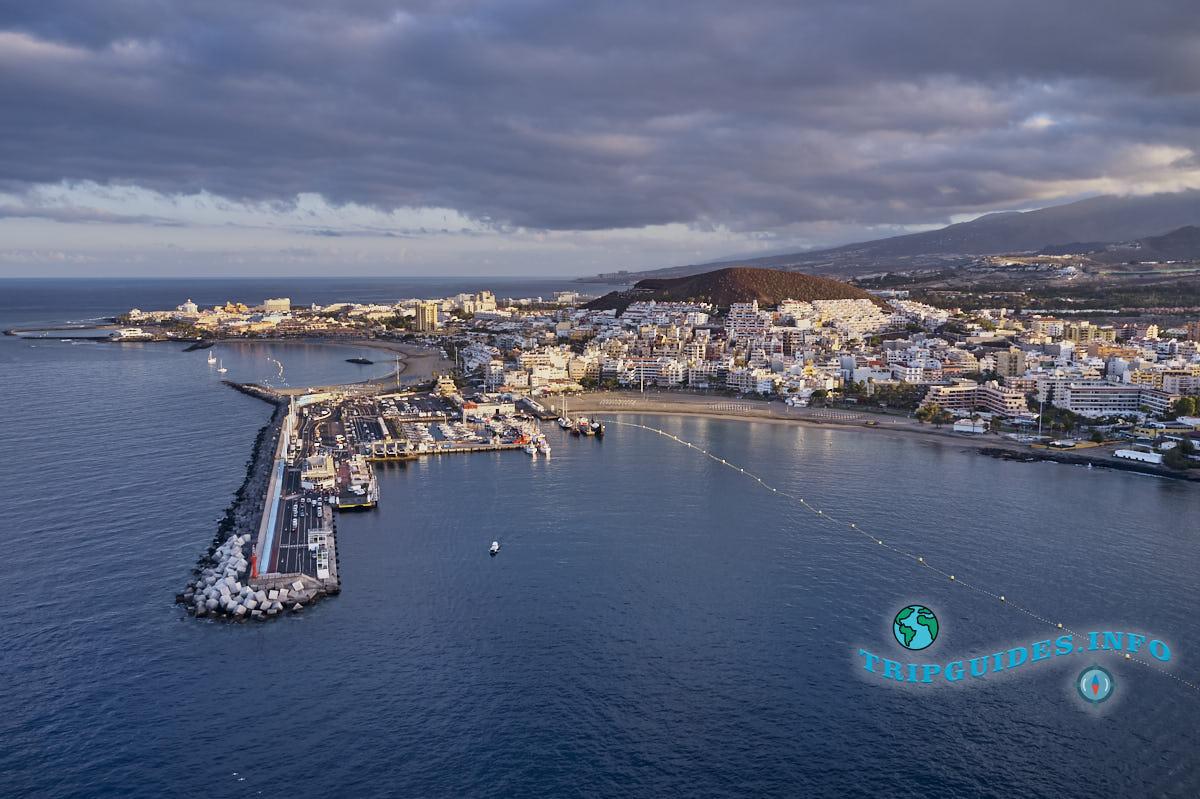 Лос Кристианос - Тенерифе, Канарские острова, Испания