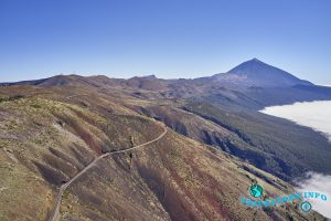 Национальный парк Тейде на Тенерифе, Канарские острова, Испания