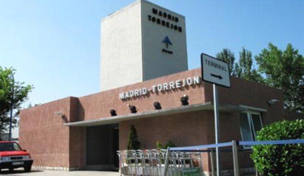 Madrid Torrejon - коммерческий аэровокзал