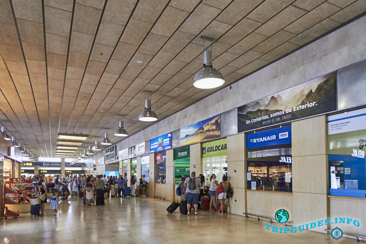 Аэропорт Северный Тенерифе, Испания