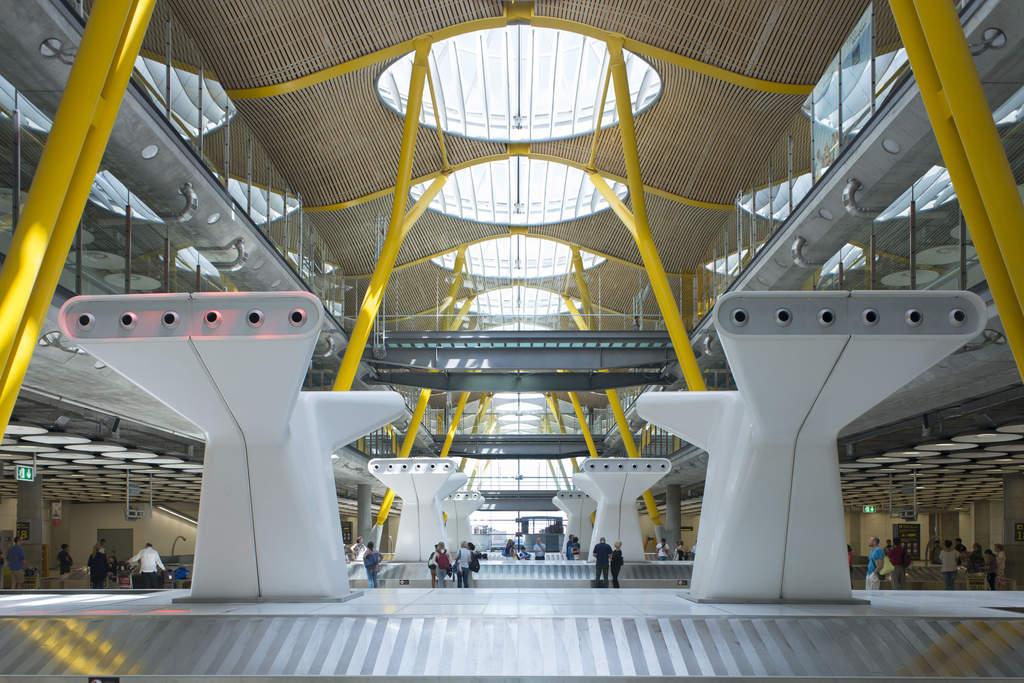 Аэропорт Мадрид Барахас - Адольфо Суареса - Испания