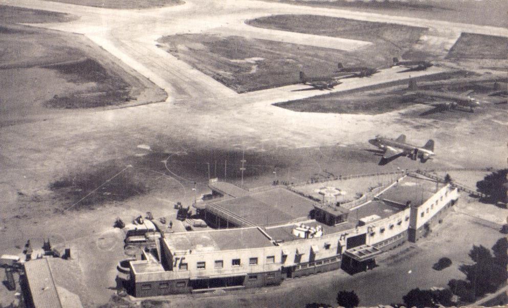 Аэропорт Мадрида - Барахас 2