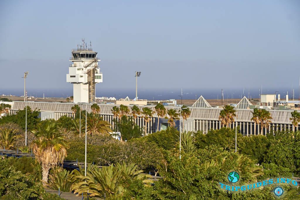 Аэропорт Южный Тенерифе, Испания