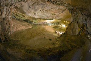 Пещера Кова-де-Кан-Марка на Ибице - Балеарские острова, Испания