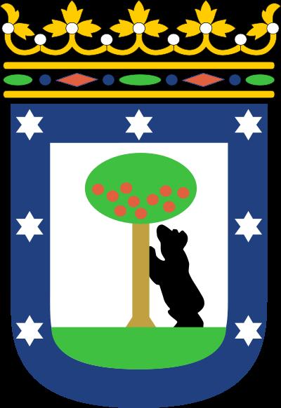 Герб города Мадрид, Испания