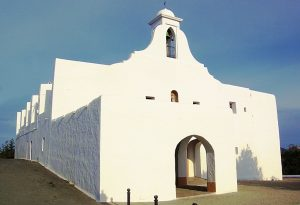 Церковь Сан Рафаэль - Ибица, Балеарские острова, Испания