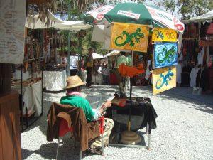 Рынок Лас Далиас - Ибица, Балеарские острова, Испания
