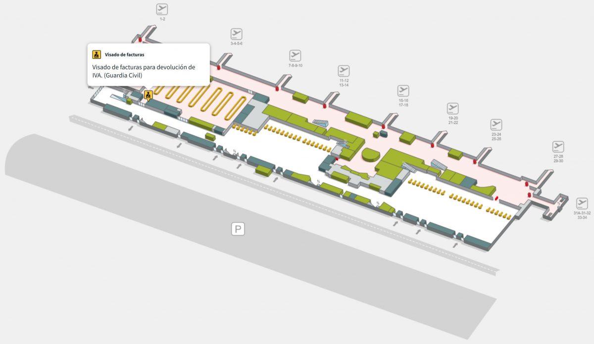 Аэропорт Южный-Тенерифе (TFS) 5