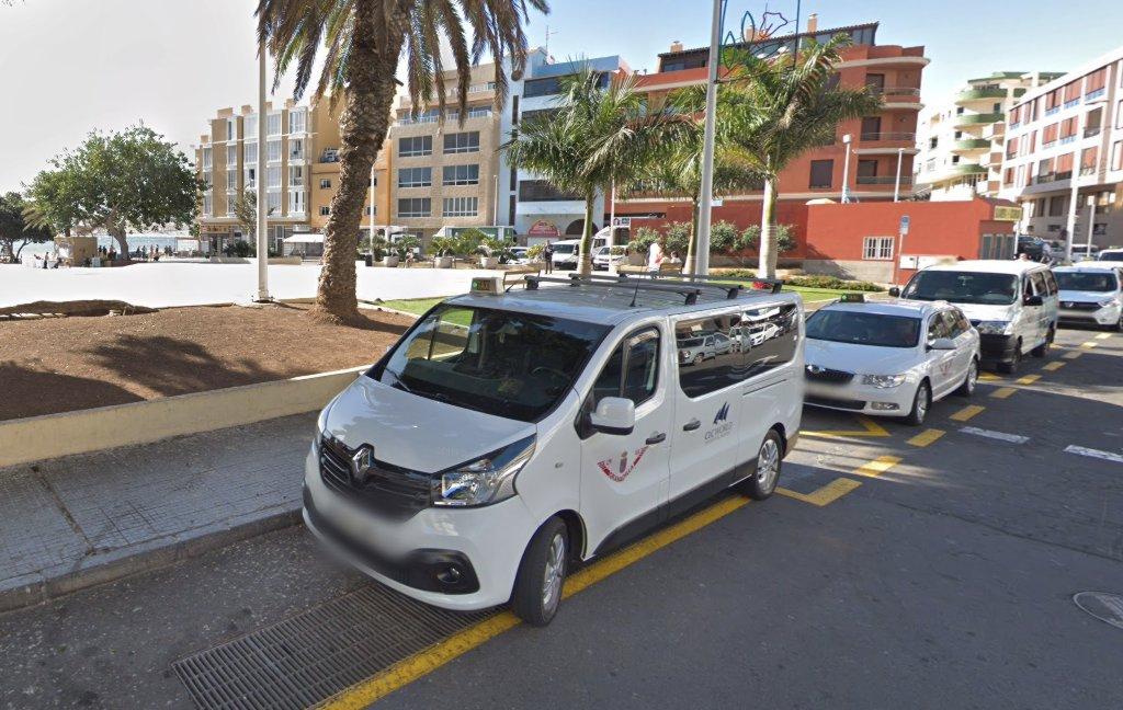 Такси Тенерифе, Испания