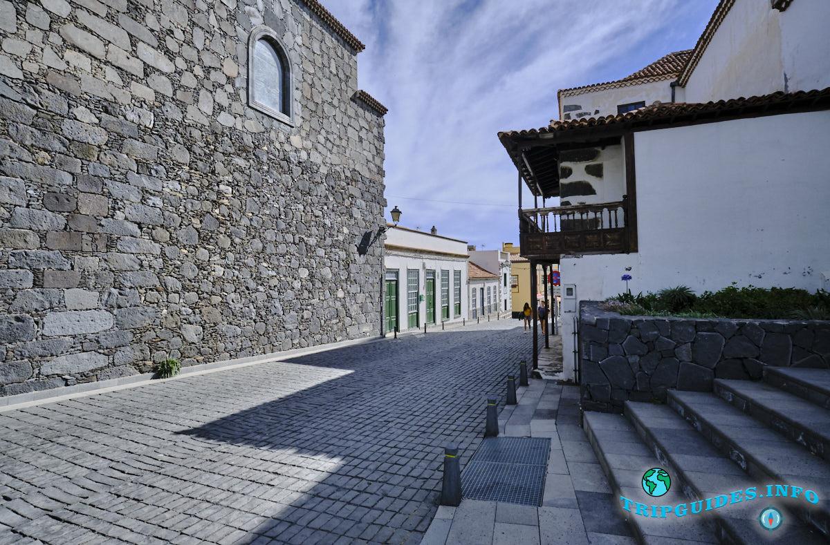 Улицы Вилафлор, что посмотреть - Тенерифе, Канарские острова, Испания