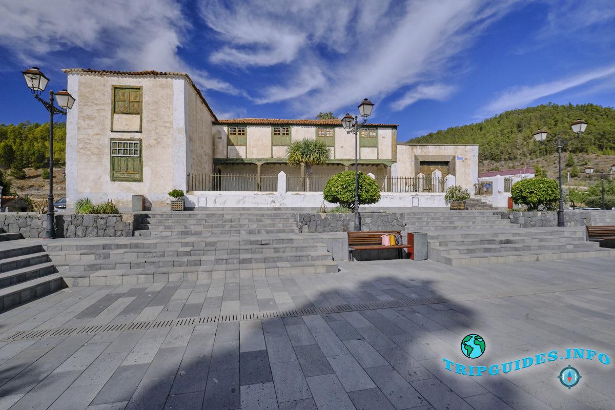 Дом Солер в Вилафлор - Тенерифе, Канарские острова, Испания