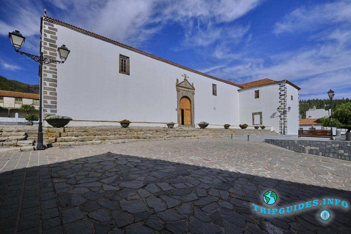 Церковь Сан-Педро (Iglesia de San Pedro) - Тенерифе, Канарские острова, Испания
