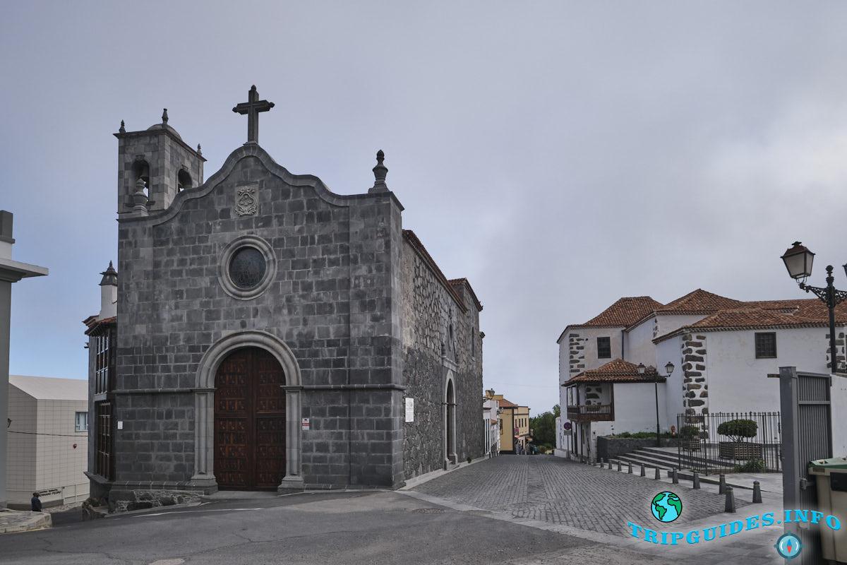 Батлемитский монастырь (Convento Batlemita) в Вилафлор - Тенерифе, Канарские острова, Испания