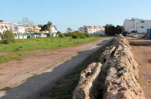 Ирригационная система  S'Argamassa