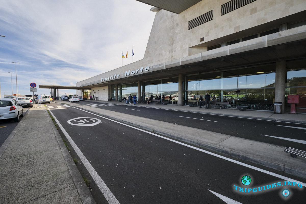 Аэропорт Тенерифе-Северный