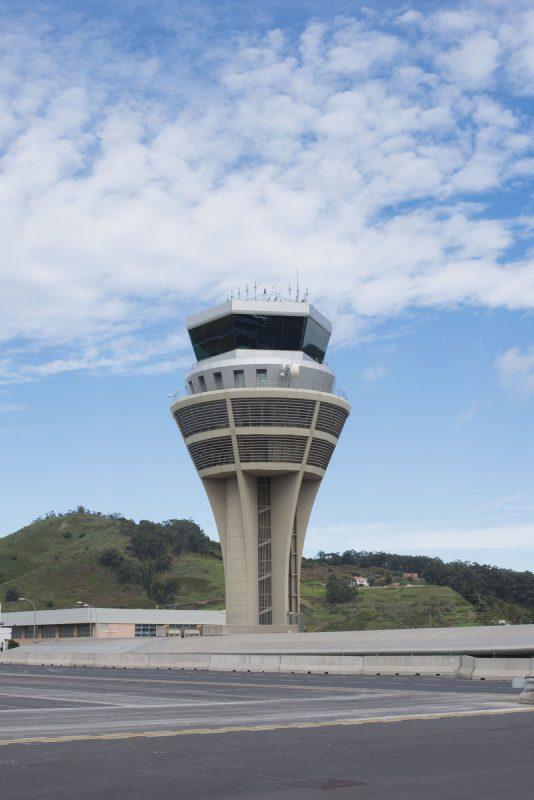 Аэропорт Тенерифе-Северный: контрольная вышка