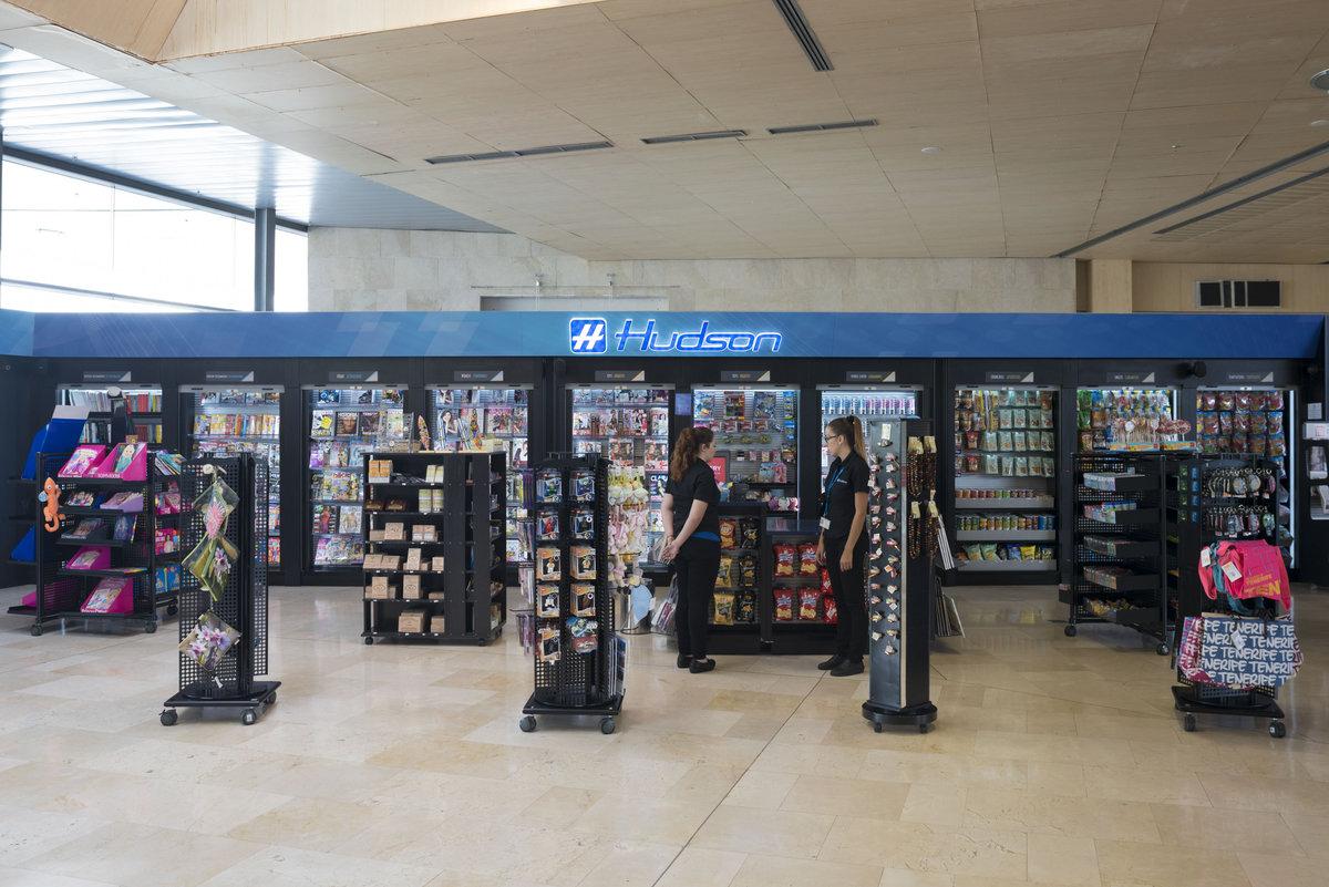 Аэропорт Тенерифе-Северный: магазины