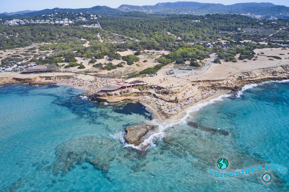 Кала Конта - остров Ибица, Испания
