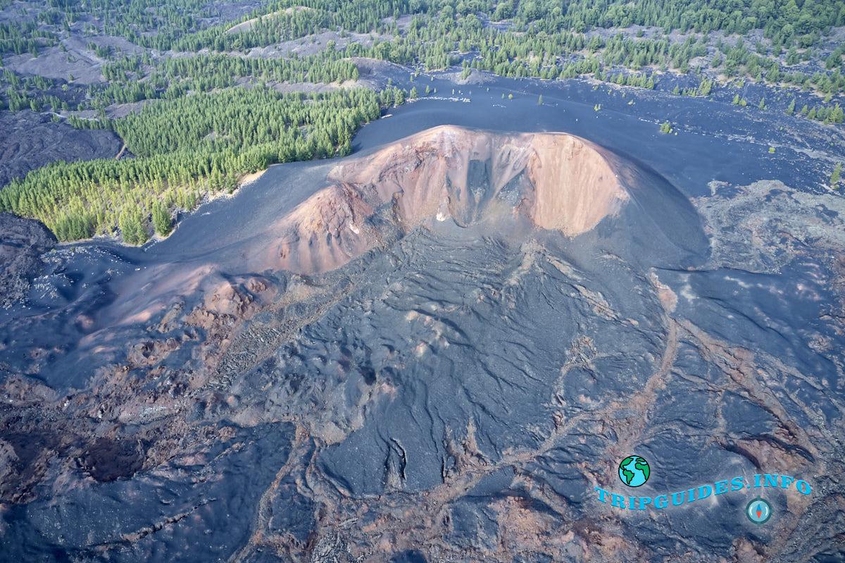 Вулкан Чиньеро сегодня - Тенерифе