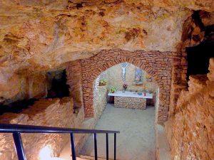 Пещера Санта Агнес Ибица, Испания