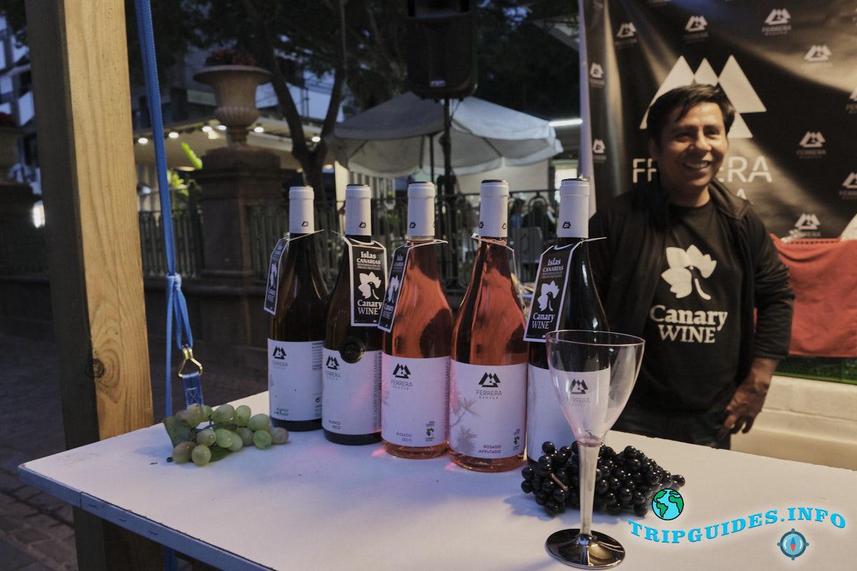 Праздник «виноград и желуди» и ярмарка хамона и вина