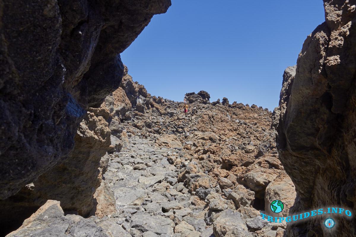 Вулкан Тейде 23