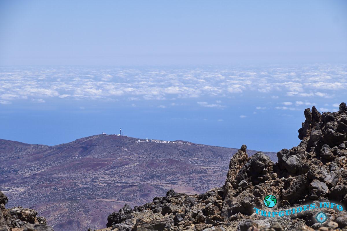 on top of the teide volcano 19 - Вулкан Тейде