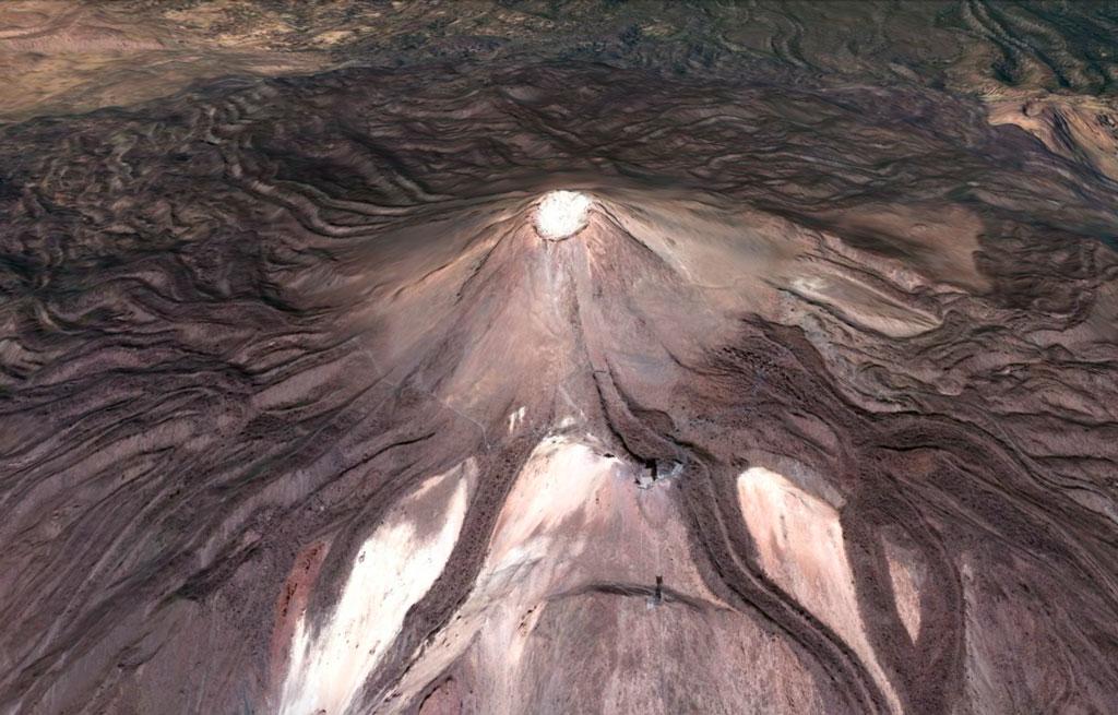 Пик вулкана Тейде - Тенерифе