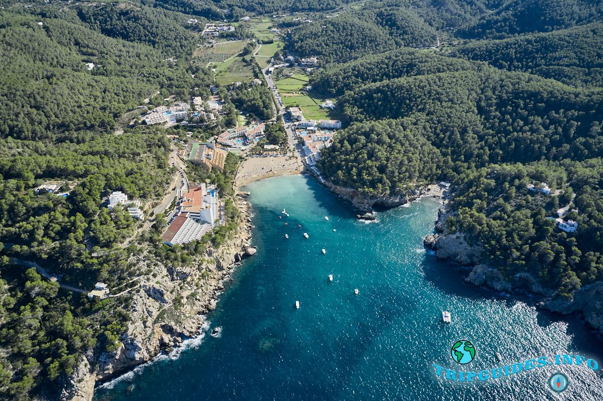 Порт Сан-Мигель остров Ибица