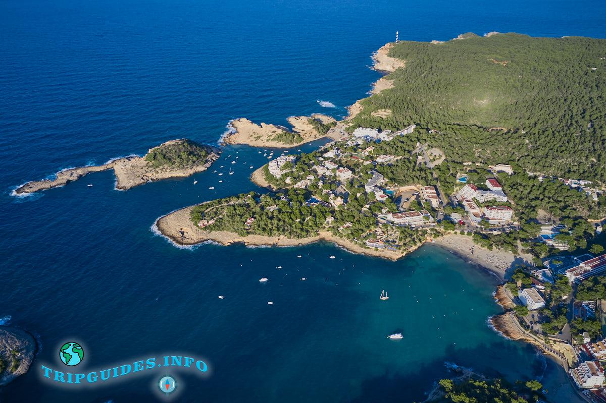 Портинач - остров Ибица, Испания