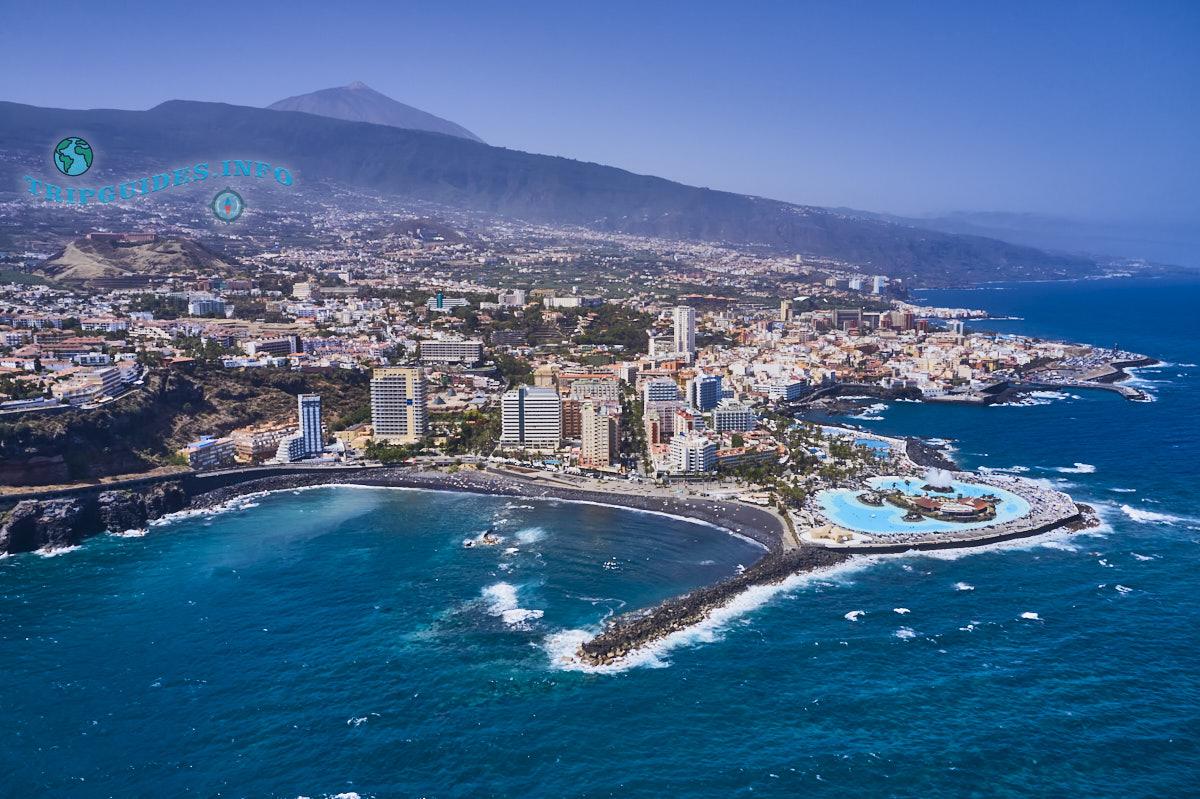 Пуэрто-де-Ла-Крус - Тенерифе, Канарские острова, Испания
