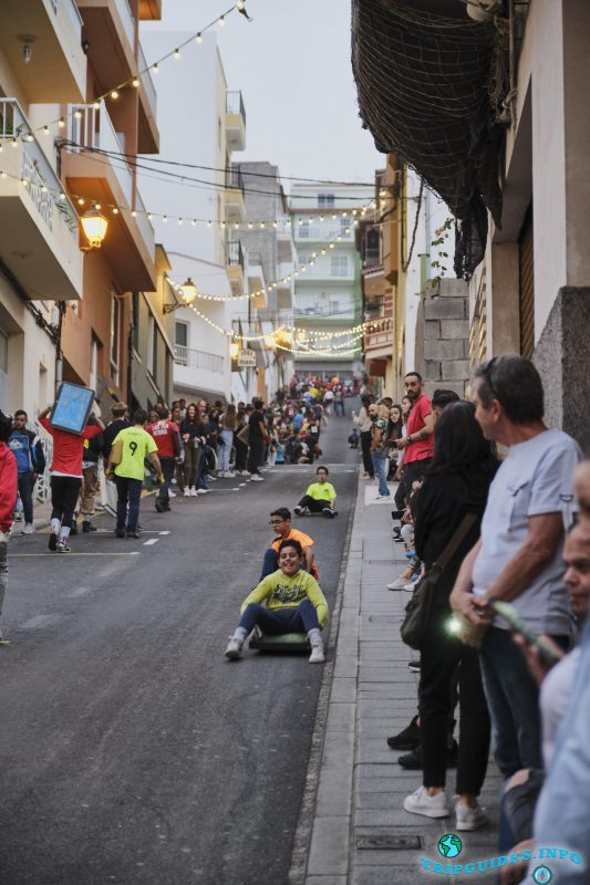 Праздник Сан Андрес в Икод-де-лос-Винос - Тенерифе 14