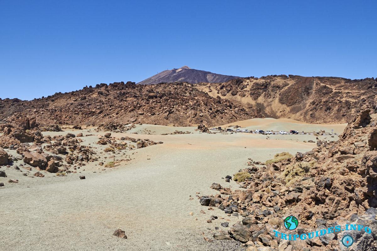 Лунные, марсианские пейзажи - minas de san jose - Tenerife