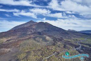 Вулкан Тейде - остров Тенерифе