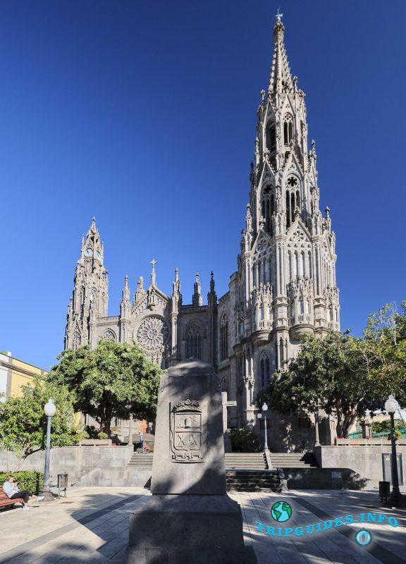 Церковь Сан-Хуан на Гран-Канарии