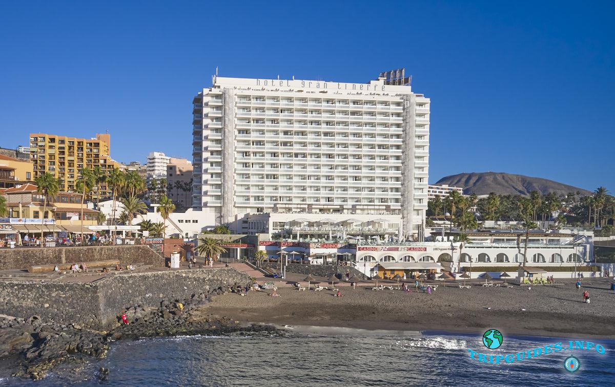 Казино в Коста Адехе - отель Гран Тинерфе