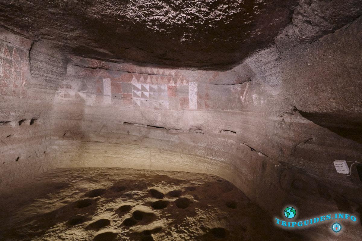 Пещера Куэва Пинтада на Гран-Канарии