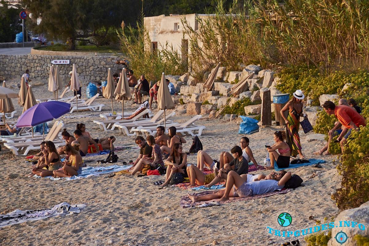 Пляж Кала д`Хорт - Ибица