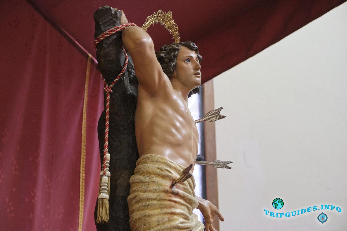 Праздник Святого Себастьяна в Адехе - Тенерифе