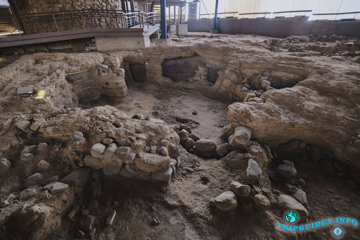 Раскопки в Гальдар - Гран-Канария