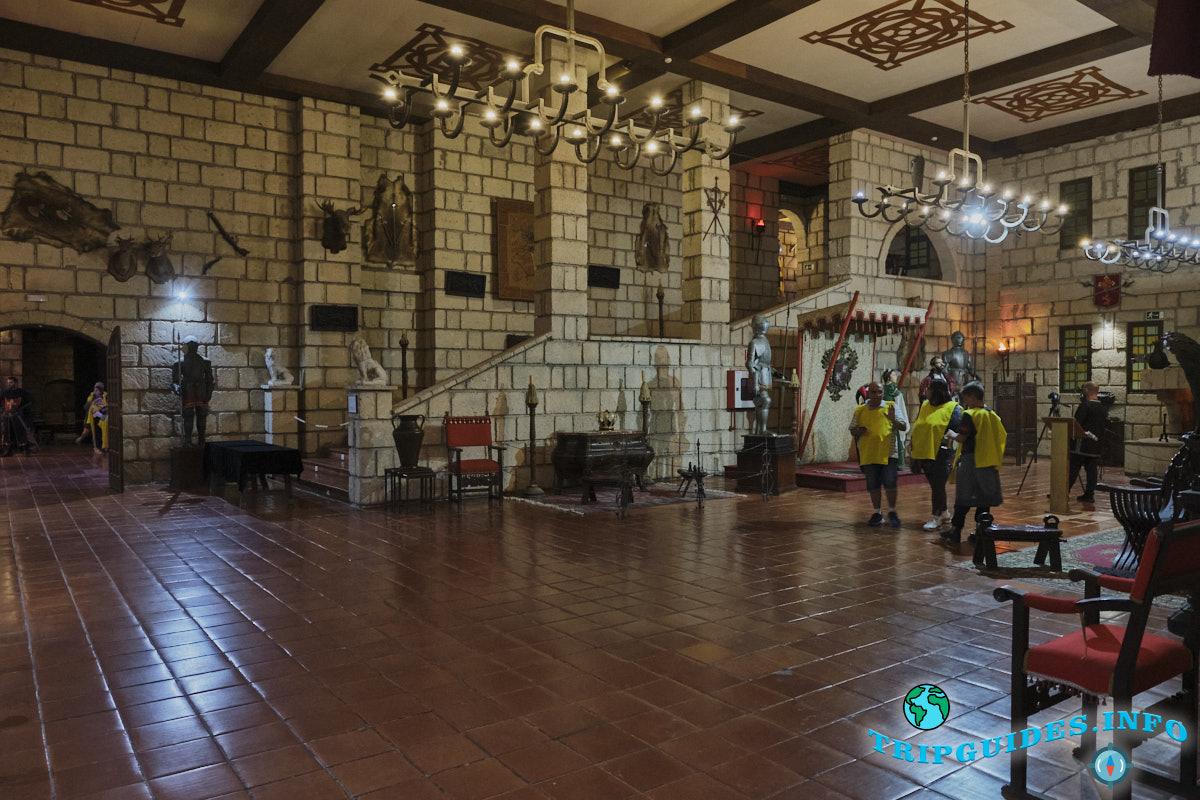 Замок Сан-Мигель на Тенерифе
