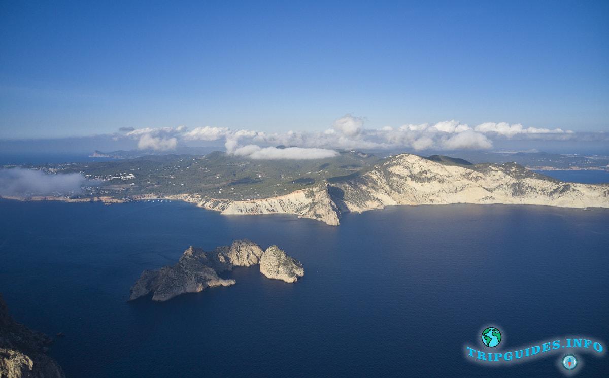 Эс-Ведра на Ибице Балеарские острова Испания